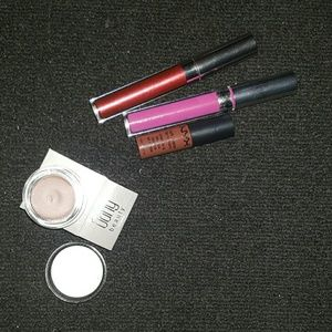 Bang Beauty, Colourpop, and NYX makeup bundle